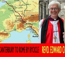 Canterbury – Rome by bicycle | Revd.Edward Condry