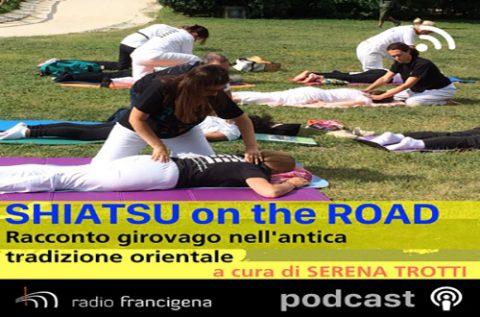 Shiatsu on the road | Serena Trotti
