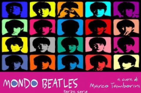 Mondo Beatles 3 | Marco Tamborini