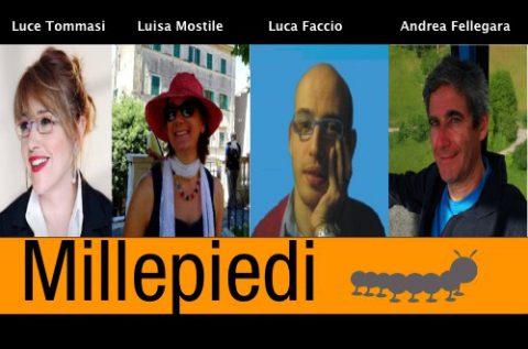 I Millepiedi | I pontieri del Dialogo