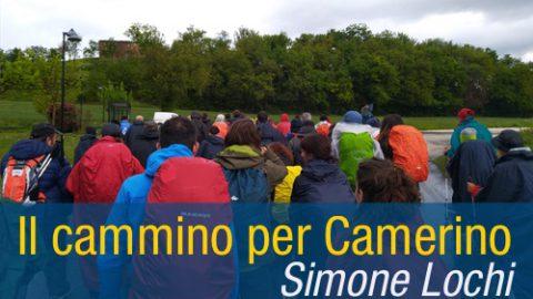 Il cammino per Camerino 2019| Simone Lochi